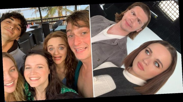 No, I'm Not at All Jealous of How Cute the Cast of The Kissing Booth 2 Is