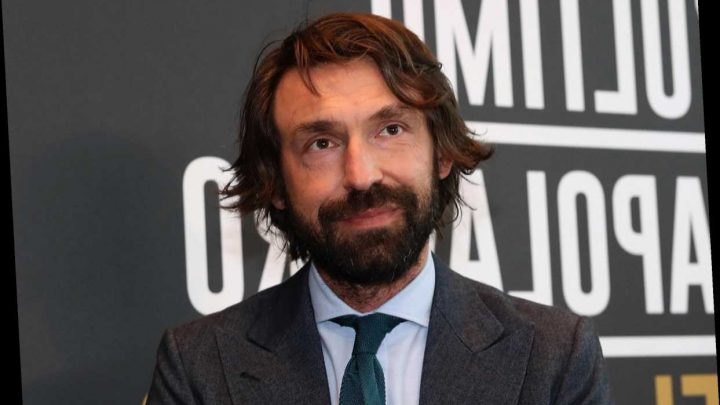 Andrea Pirlo agrees to take over as Juventus U23 coach with view to becoming first-team manager
