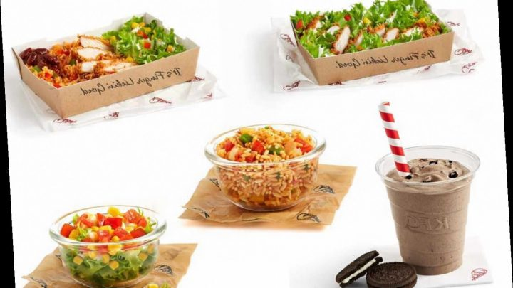 KFC brings back five items to its menu including Krushems and rice boxes
