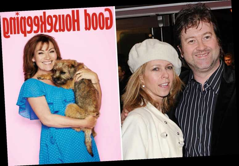 Kate Garraway has been 'so strong' but it's hard on her kids' as their dad fights coronavirus, says Lorraine Kelly