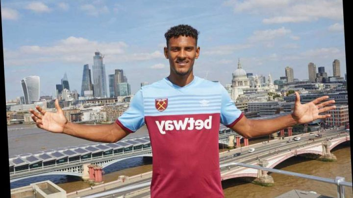 West Ham investigated by Fifa over transfer of record £45m signing Haller after Eintracht Frankfurt lodge complaint