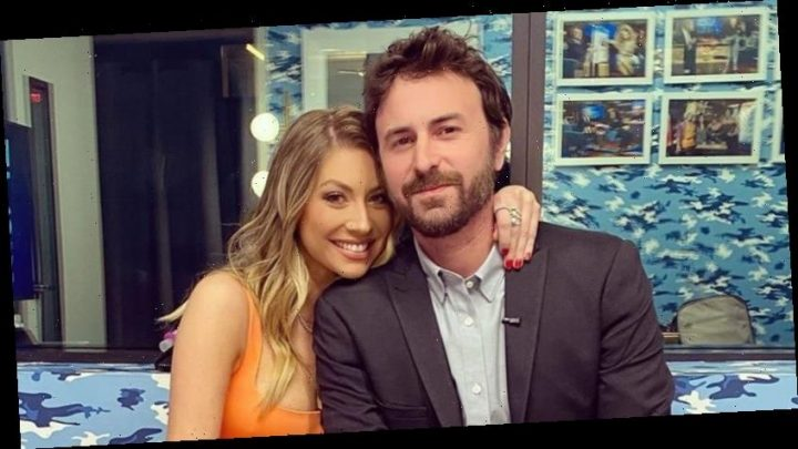 Beau Clark Shares New Baby Bump Photo of Stassi on Engagement Anniversary