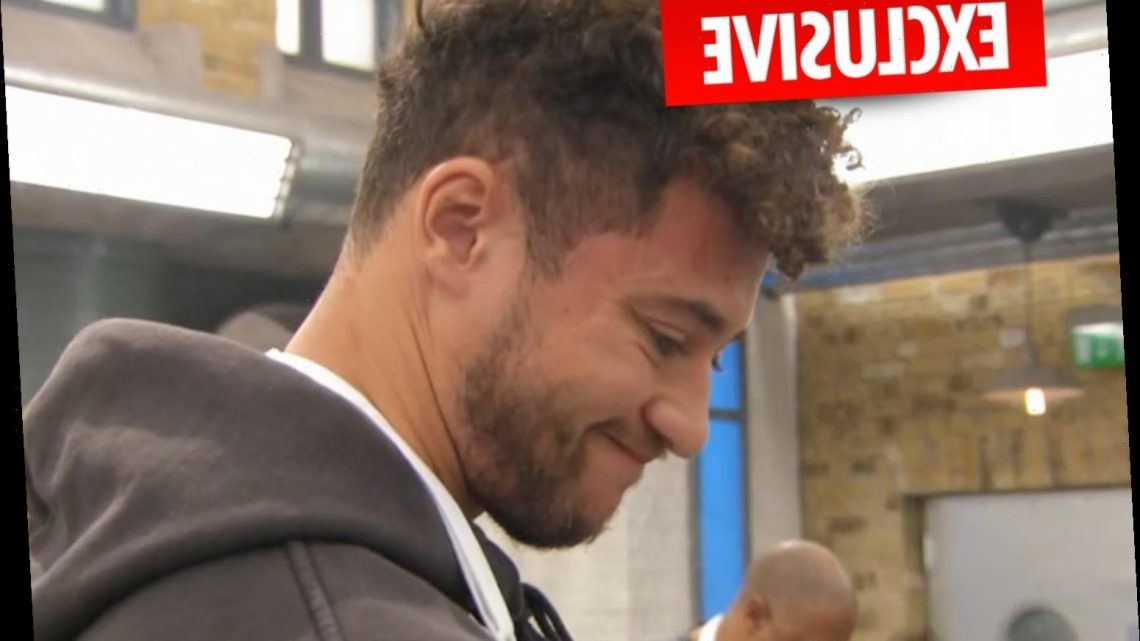 Celebrity MasterChef: Myles Stephenson reveals dramatic moment he slashed off his thumb – but it's too gruesome for TV