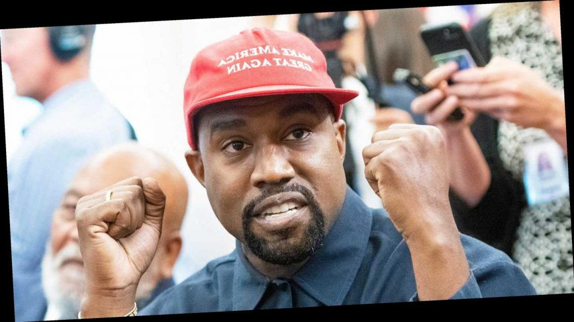 Celebs React to Kanye West Announcing That He's Running for President