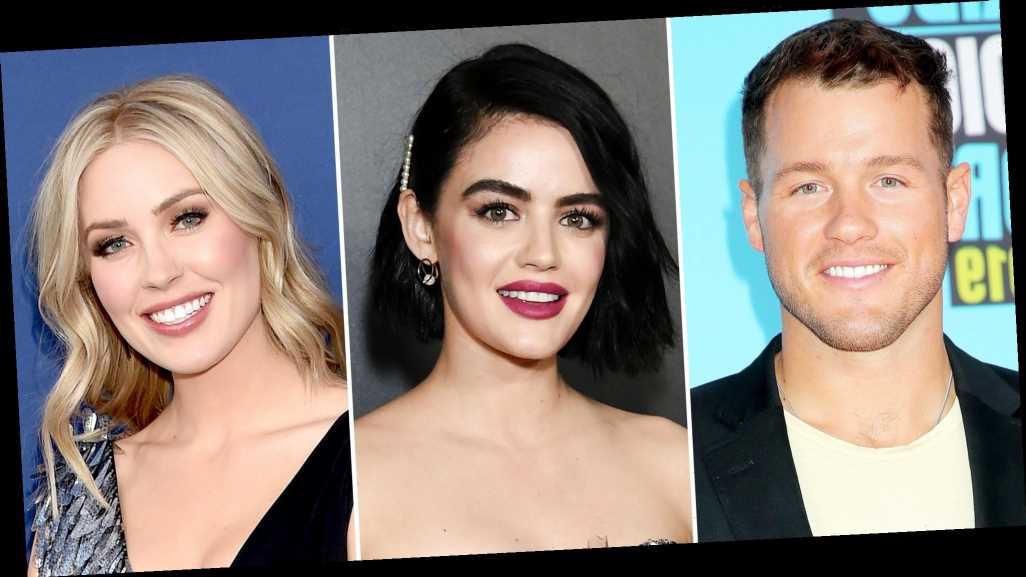 Colton Underwood Goes on a Hike With Lucy Hale After Cassie Randolph Split