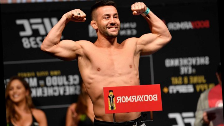 UFC hit by another coronavirus blow as Pedro Munhoz is ruled out of Frankie Edgar fight after positive test