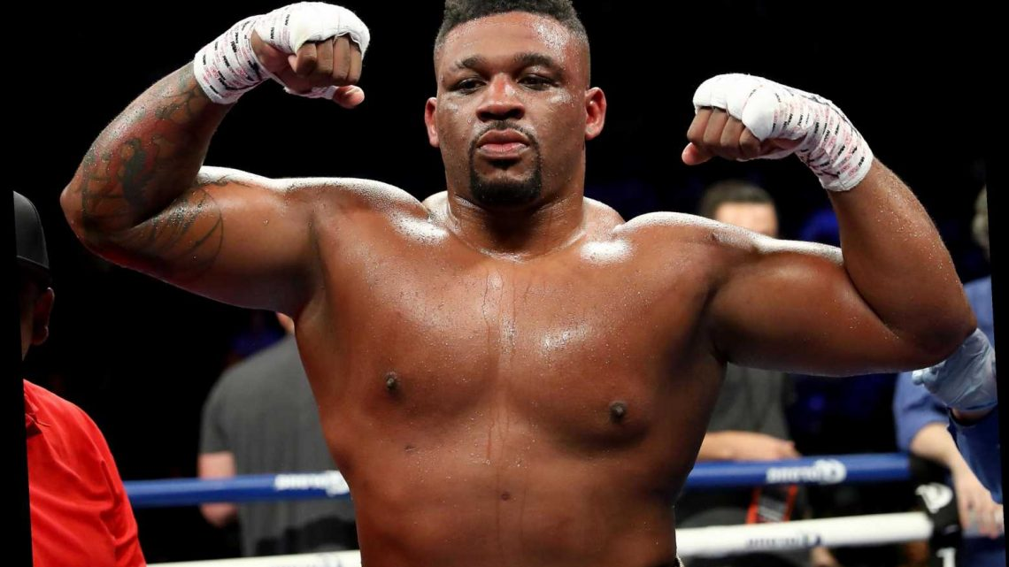 Jarrell Miller 'committing attempted murder' by being found drugs cheating for second time, says cancelled opponent