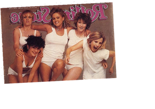How the Go-Go's Got No Respect From Rolling Stone Magazine