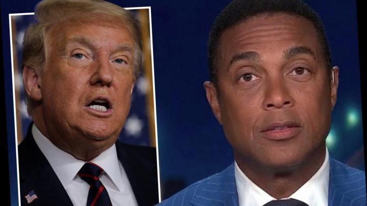 Liberal CNN host Don Lemon trolls Trump by wondering what would happen if Covid was called 'the Trump Virus' – The Sun