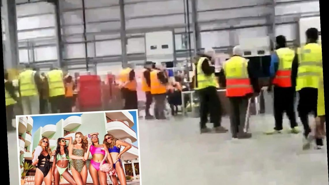 Boohoo warehouse a 'breeding ground for coronavirus' workers say after 25 caught bug at work