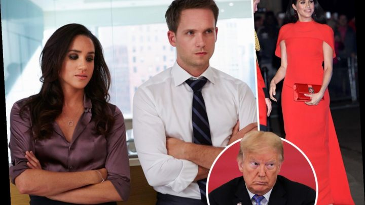 Meghan Markle to take on US presidency in film with 'political renegade' as main character