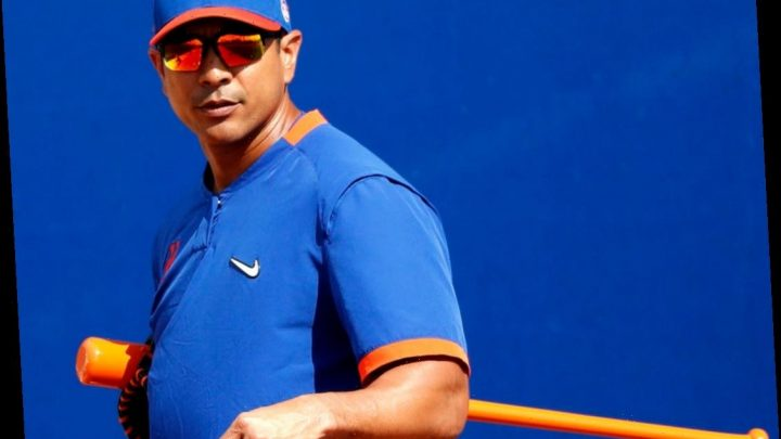 Mets' Luis Rojas built to handle wild ride in first managerial job