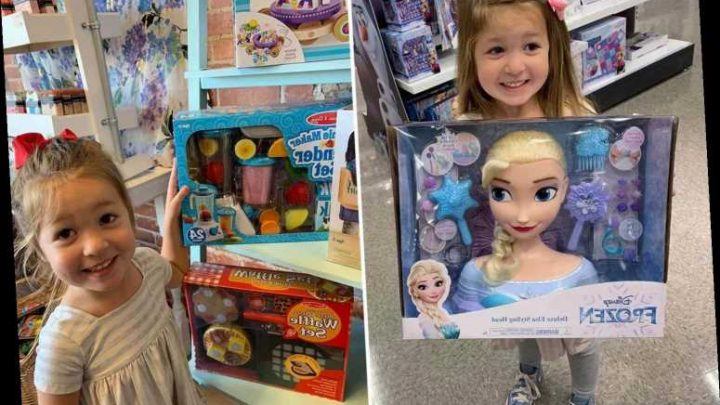 Mum shares 'genius' tip for stopping toy shop tantrums – and says all you need to do is take a picture of your kids