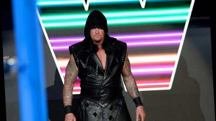 WWE legend The Undertaker reveals his nose was broken by Rey Mysterio but he carried on fight 'seeing three of him' – The Sun