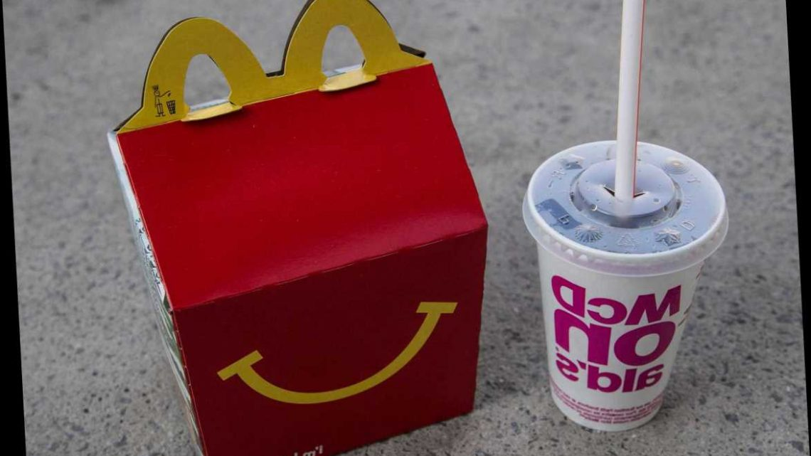 McDonald's is changing Happy Meal freebies forever – and you'll have to pick either a toy or book