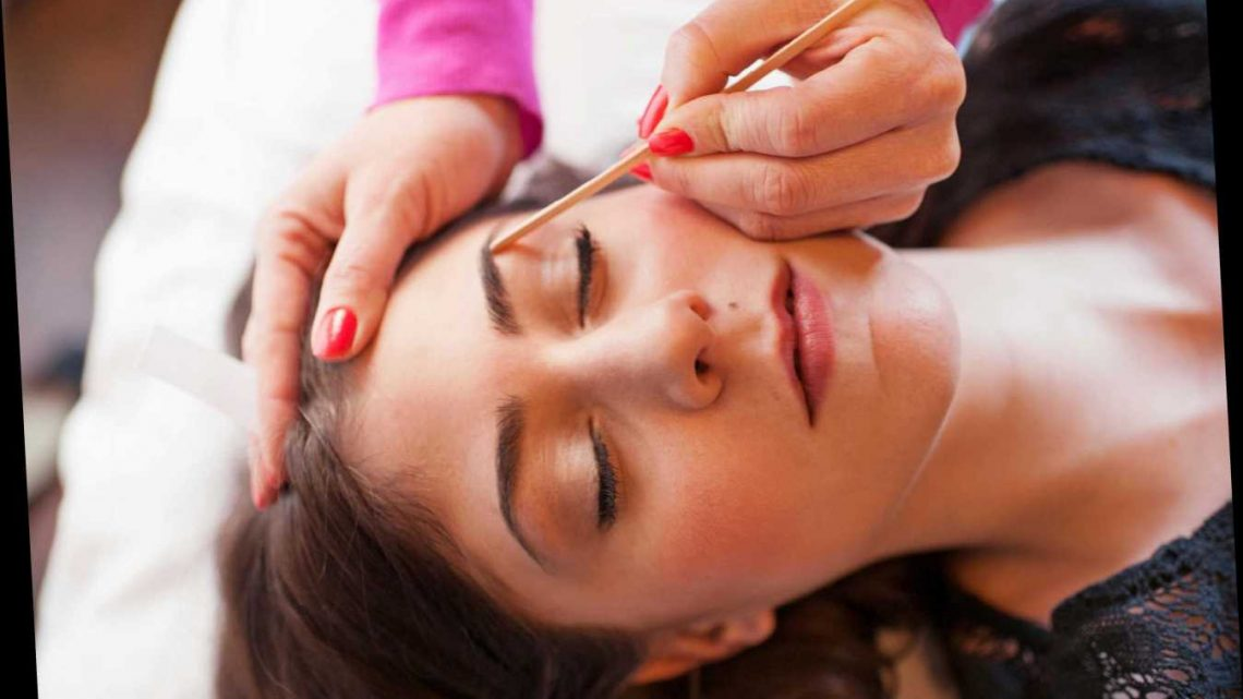 Women outraged as brow and lash treatments are still banned but beard trimming is back on
