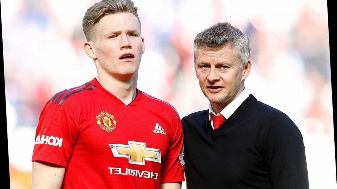 Solskjaer assures Scott McTominay he is still in his Man Utd long-term plans and urges him to learn off Matic