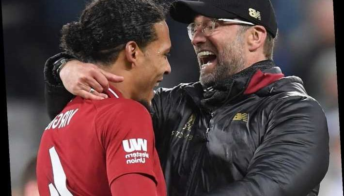 Virgil van Dijk reveals he snubbed Chelsea transfer for Liverpool thanks to Jurgen Klopp