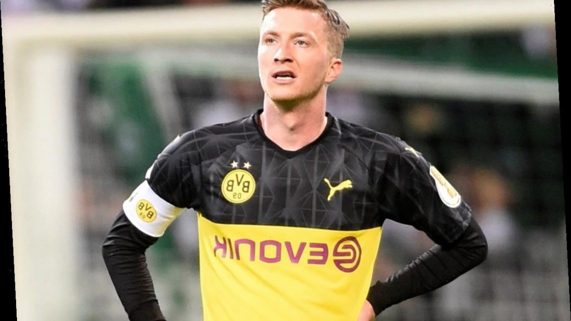 Marco Reus ruled out indefinitely by Borussia Dortmund with groin injury as long-term problems continue ahead of season