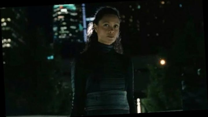 Thandie Newton admits 'frustrations' with Westworld character Maeve for 'following other peoples' leads' in season 3