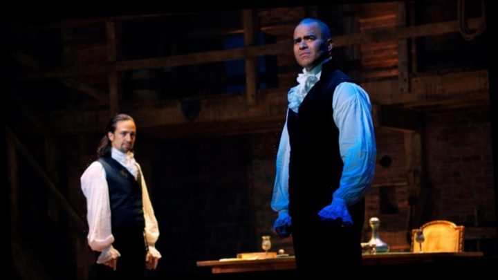 Hamilton: An American Musical is an extraordinary piece of theatre that's sure to leave you spellbound