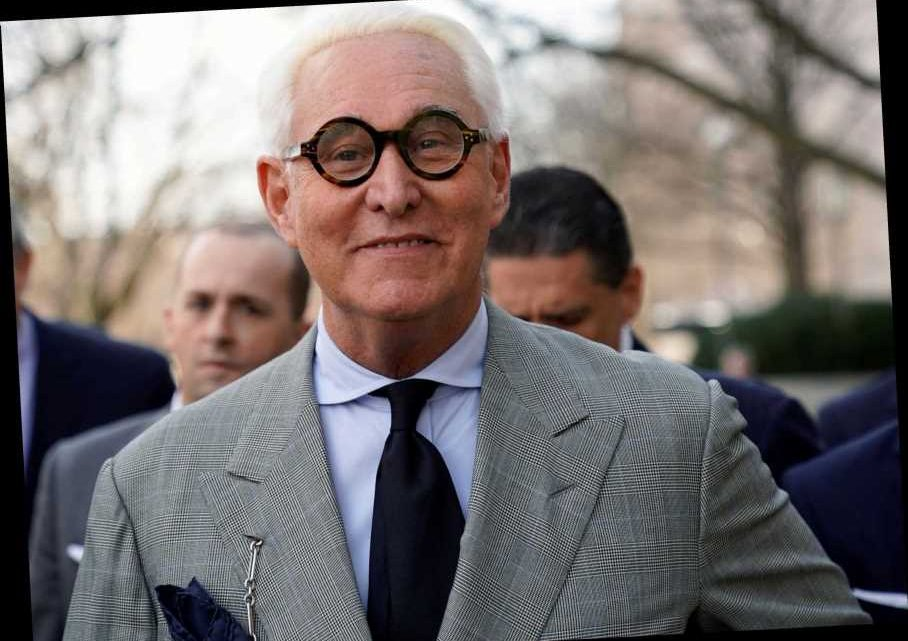 Roger Stone's sentence 'COMMUTED by Trump' after adviser convicted of lying to FBI & witness tampered – The Sun