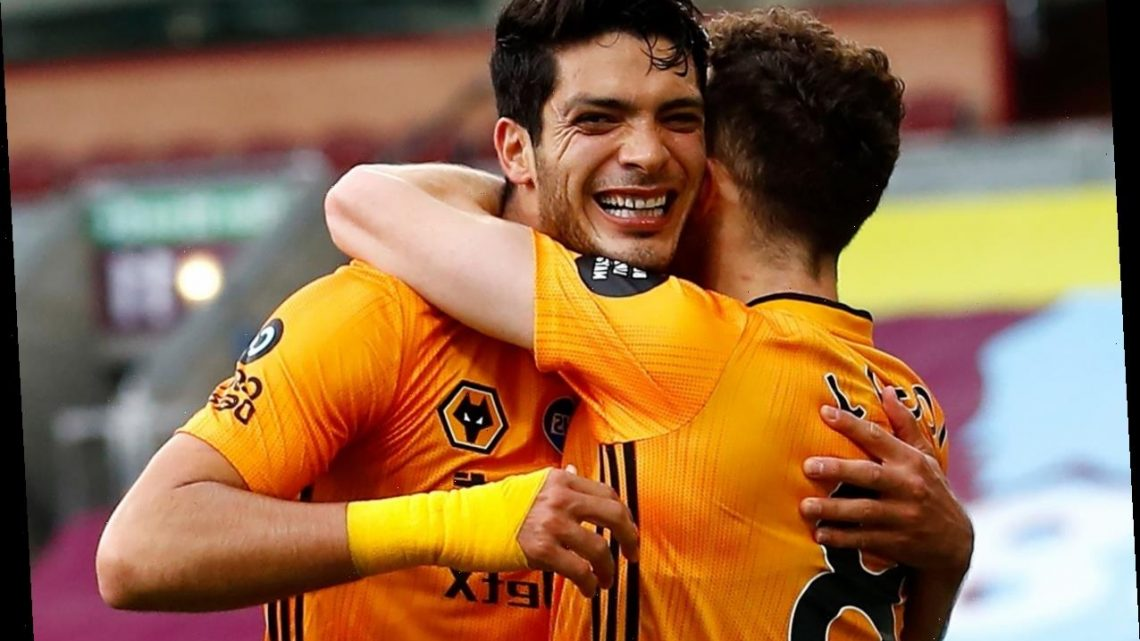 Rio Ferdinand backs Man Utd's Raul Jimenez transfer approach as he brands Wolves striker 'immense'