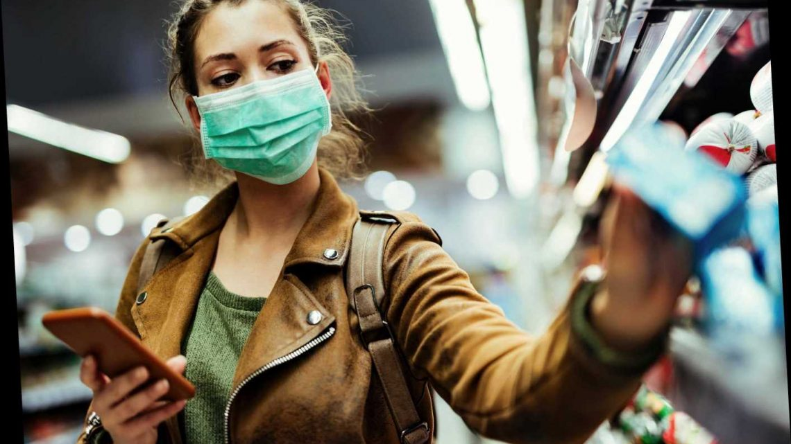 Wearing a face mask DOES protect you from catching coronavirus – and spreading it to others, experts say