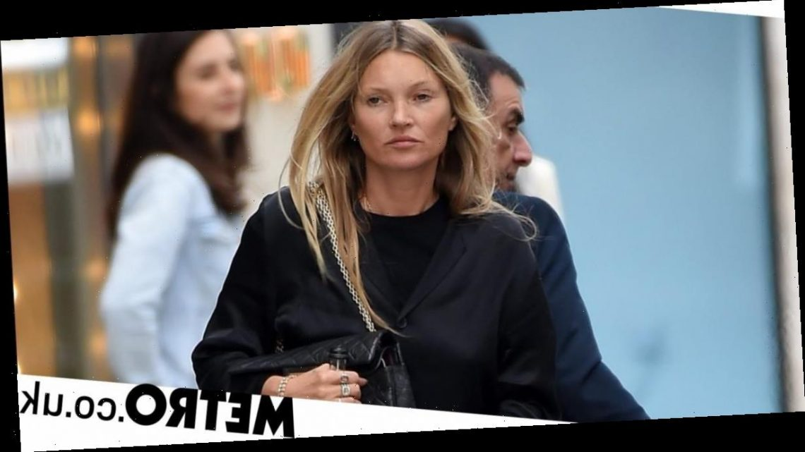 Kate Moss spotted on shopping spree amid Johnny Depp 'push' claims