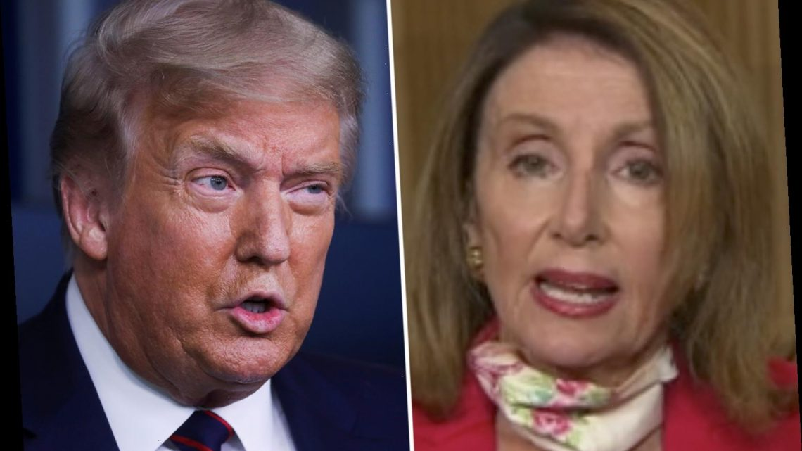 Nancy Pelosi calls COVID the 'Trump Virus' and accuses him of letting people die by not acting sooner to fight it – The Sun