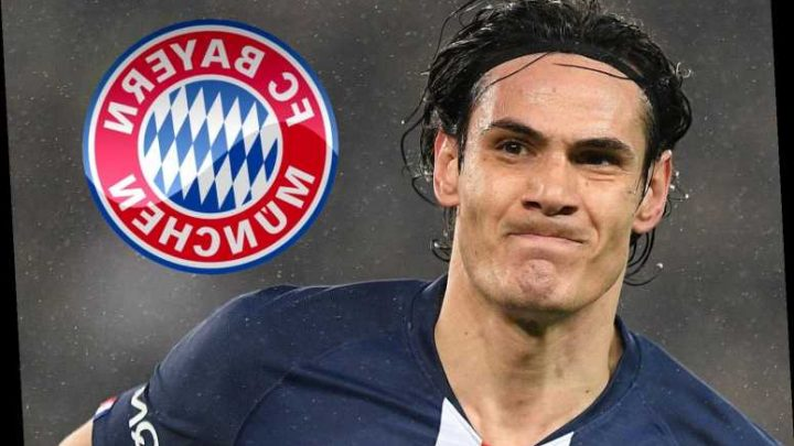 Bayern Munich plot shock Edinson Cavani transfer as they look to hijack Benfica's move for free agent and end Leeds hope
