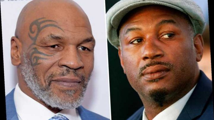 George Foreman ranks the four heaviest punchers of all time including Mike Tyson and Lennox Lewis