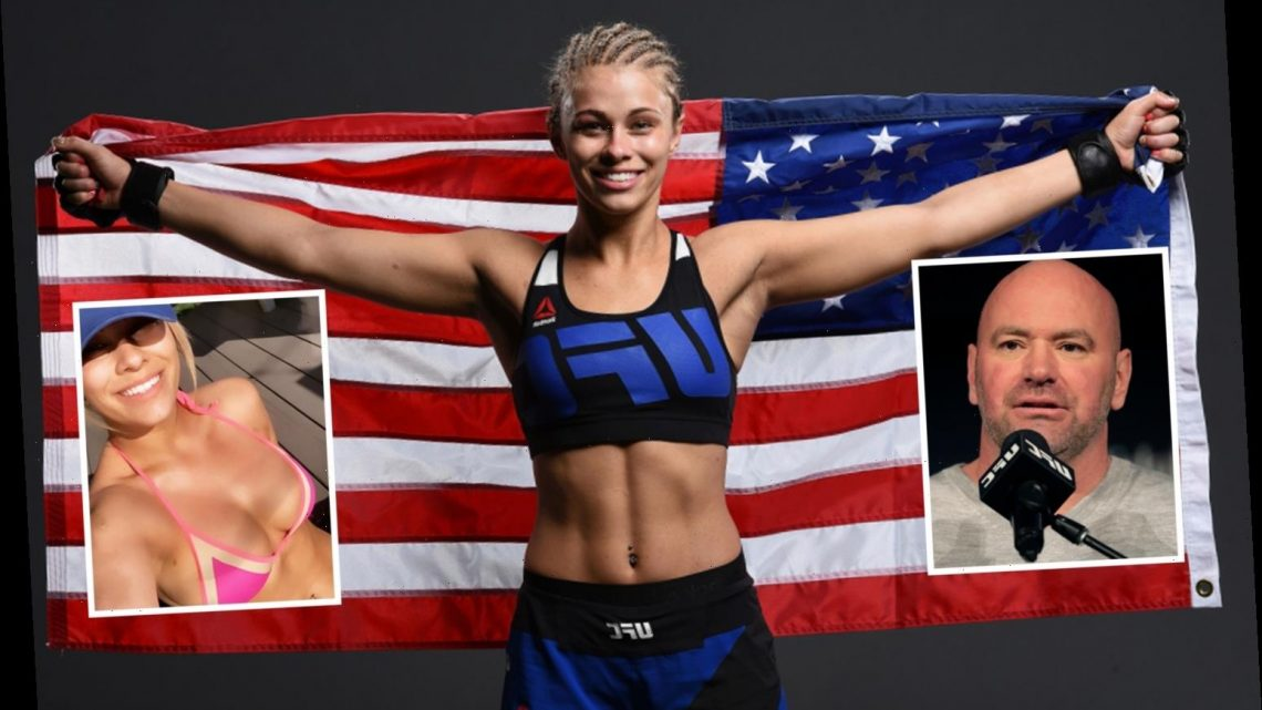 Paige VanZant and Dana White's relationship history, from claiming she'd defeat Floyd Mayweather to latest UFC 251 diss