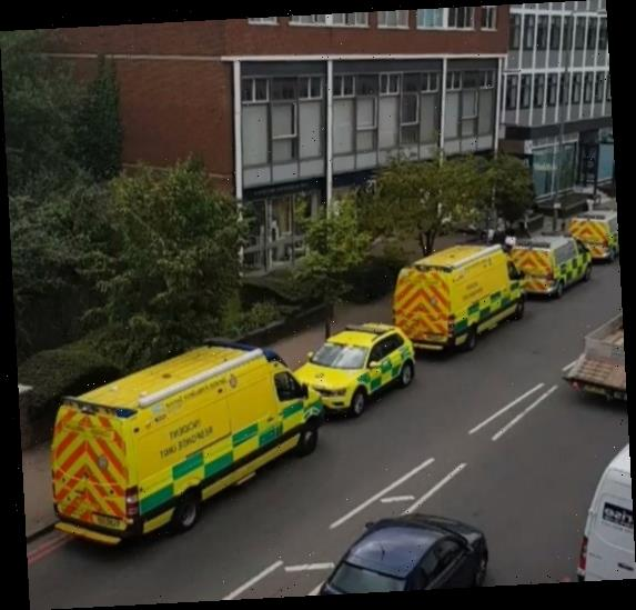 Two 'fall ill' after 'suspicious package' found in Bromley sparking evacuation