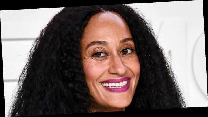 Tracee Ellis Ross Shares Old Pic of Hair She 'Used to Beat Into Submission'