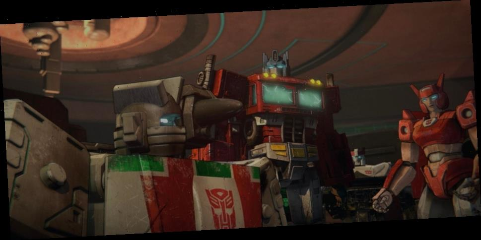 'Transformers: War for Cybertron Trilogy' Trailer: 'Siege' Ends the War Between Autobots and Decepticons