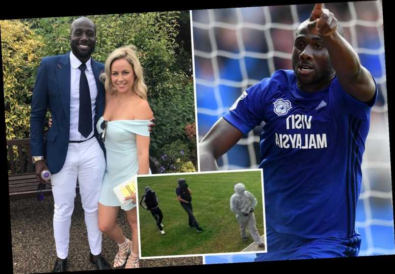 Cardiff star Sol Bamba lost Range Rover, Louis Vuitton bag and a Cartier watch in £90,000 raid on his home