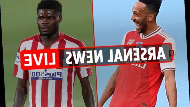 9.15pm Arsenal transfer news LIVE: Willian on a FREE, Joelson Fernandes UPDATE, Aubameyang new deal, Partey approach – The Sun