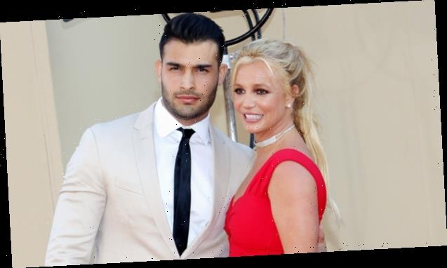Britney Spears Takes A Sexy Bubble Bath After Pranking BF Sam Asghari In New Videos
