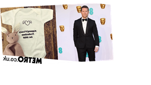 Dermot O'Leary reveals newborn son's name live on radio show