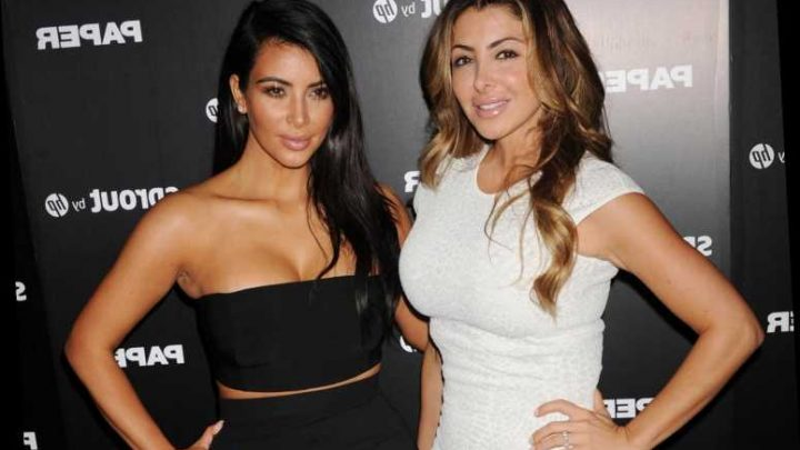 What happened between Larsa Pippen and the Kardashians and why did they unfollow her?
