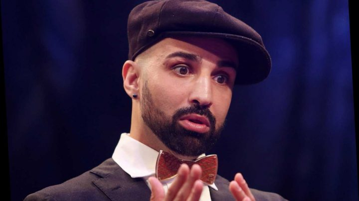 Paulie Malignaggi 'axed by Showtime over outspoken views on race in boxing and refusing to apologise'
