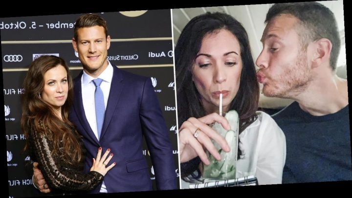 When Tom Hopper Isn't Saving the Day on Umbrella Academy, He's Making Us Swoon Over His Marriage