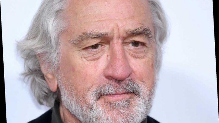 Robert De Niro says coronavirus decimated his finances