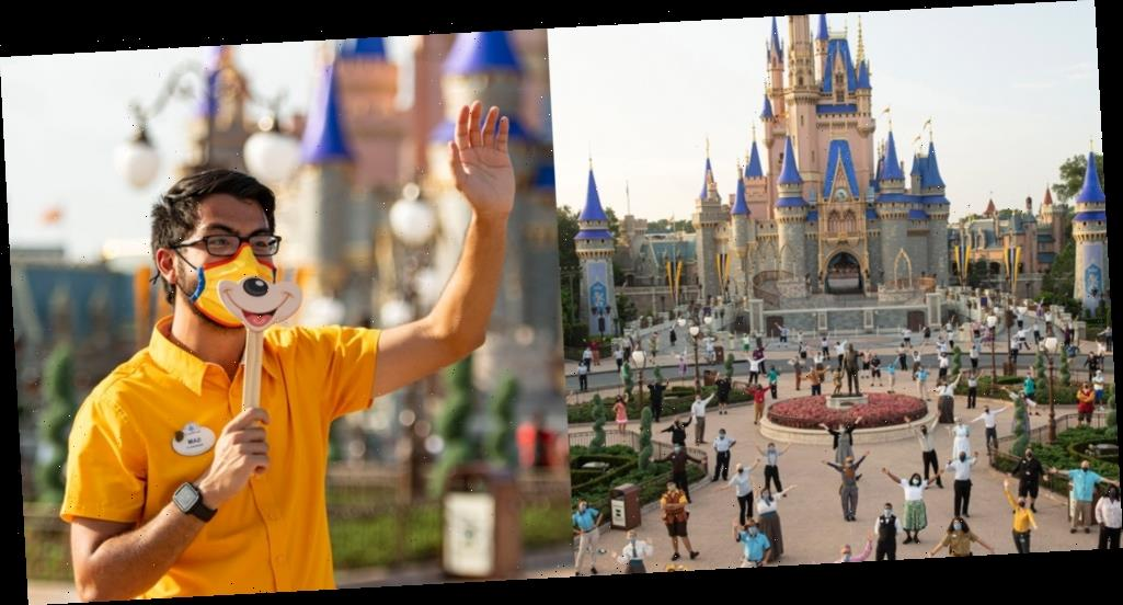 Disney World Reopens in Florida While Coronavirus Cases Rise – See Photos