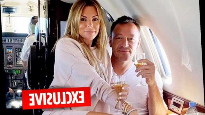 John Terry ignores holiday advice and travels to 'off-limits' Portugal by helicopter and jet