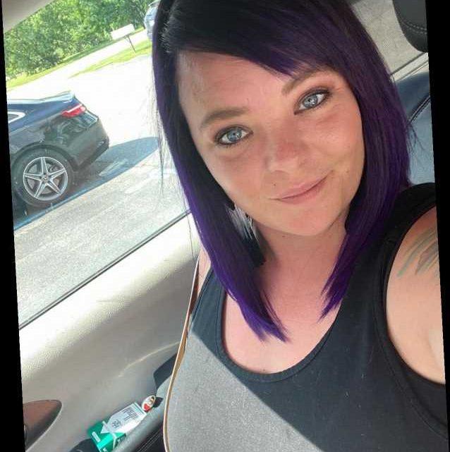 Teen Mom's Catelynn Baltierra Dyes Her Hair Purple and Debuts Dramatic New Haircut: 'I Feel Fierce'