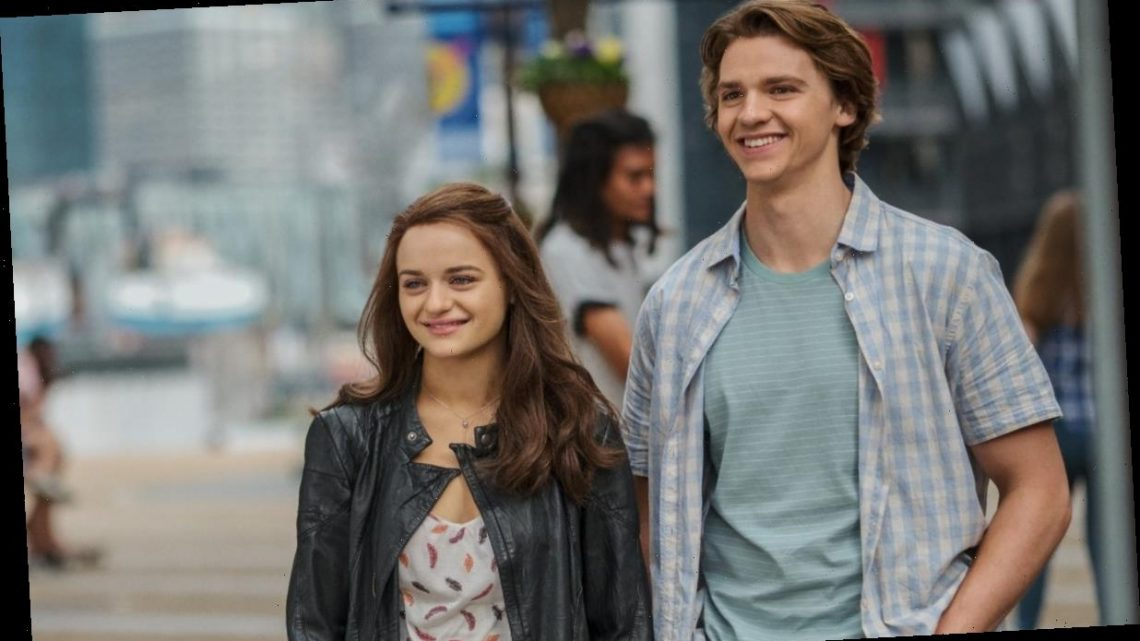 The Kissing Booth 3 confirmed – and has already finishing filming!