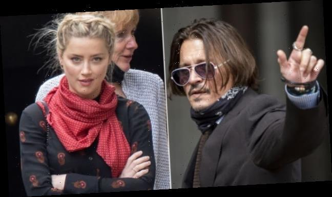 Amber Heard: Johnny Depp Threatened to Kill Me, Carve Up My Face
