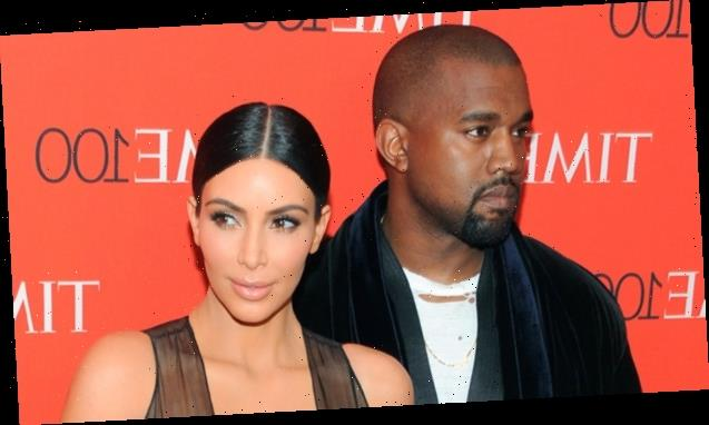 Kim Kardashian Supports Kanye West In 1st Statement On Tweets: 'His Words' Don't 'Align' With 'Intentions'